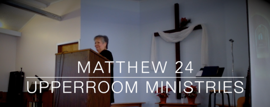 Studying the bible: Matthew 24